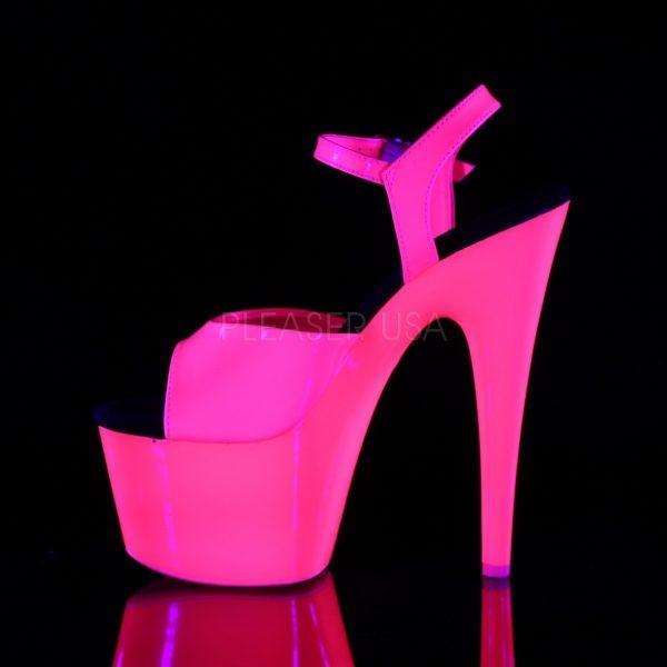 Pleaser Adore 709 UV Pink