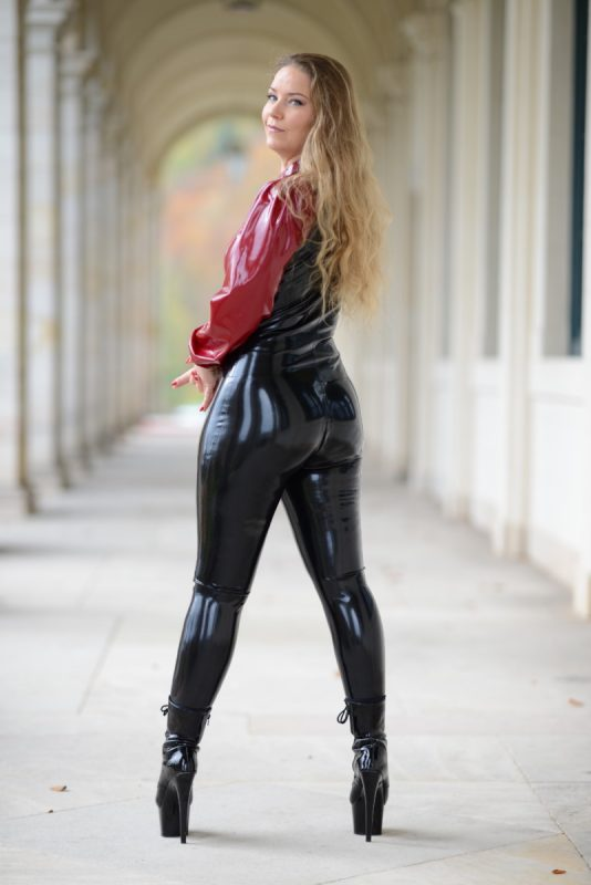 Latex Taille Gilet