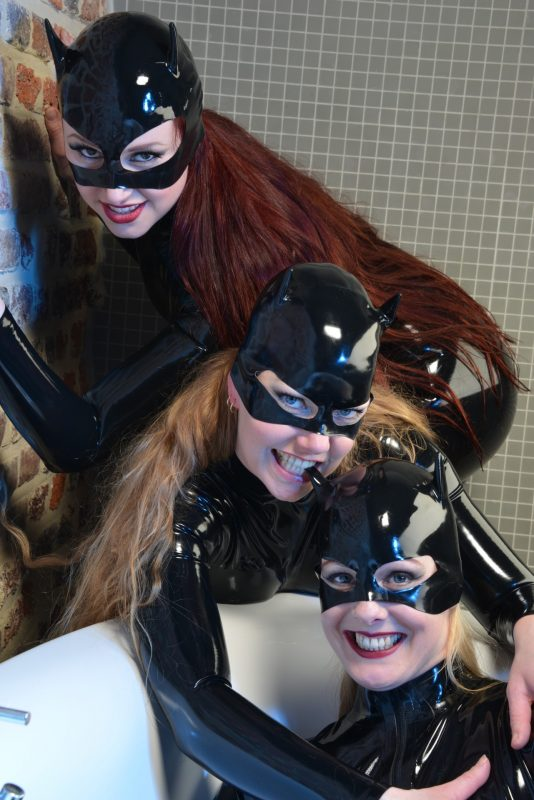 Latexa Catmask