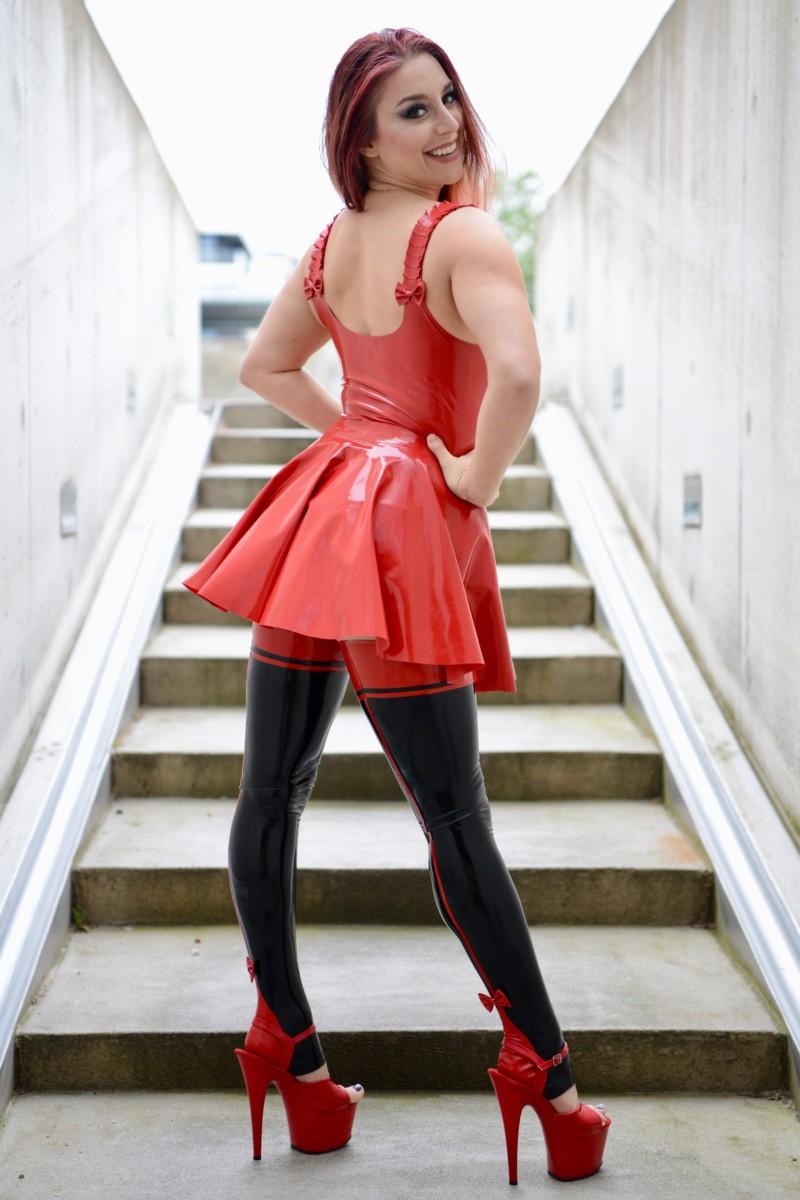 Bella Cirkel Skirt