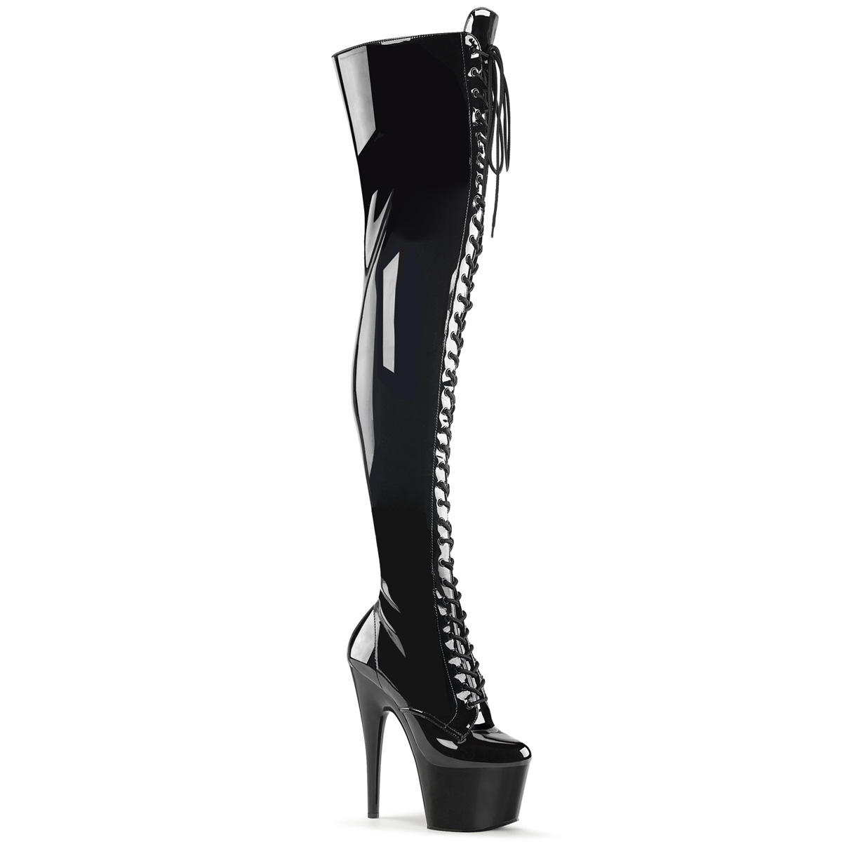 Adore 3023 Lace Thigh Boot